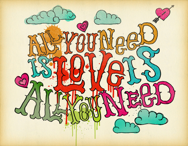 All you Need is Love! — Crafth...