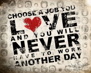 Love Your Job