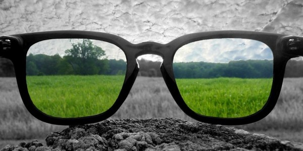 Drawing Glasses Different Perspectives